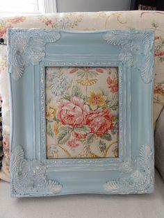 marco cuadro relleno tapiz