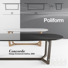 Poliform Concorde set 2