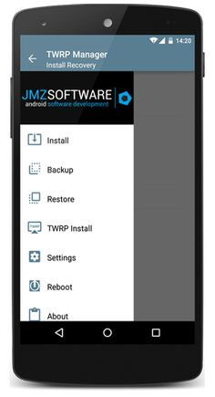 TWRP Manager FULL (ROOT) v8.0.1.5 Final APK