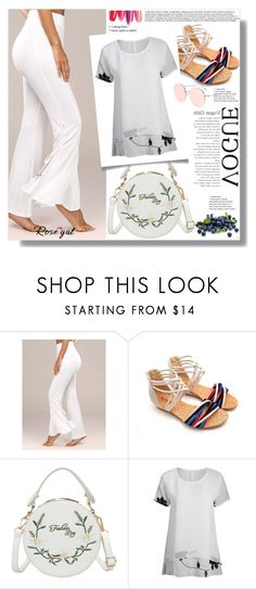 """""""Rosegal 41"""" by ramiza-rotic ❤ liked on Polyvore featuring Sephora Collection"""