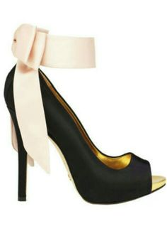 Kate Spade Grand Bow Satin Heel