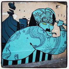 RETRO graffitism @ Paris Bienvenue à Ortopark !  Photo : Lionel Belluteau Plus de photos sur http://ift.tt/YMhG58  @retrograffitism #retrograffitism #graffiti #retro #paris #parisgraffiti #urbanart #wallpainting #ortopark #urbanartparis #graffuturism #unoeilquitraine #streetart #art #lionelbelluteau