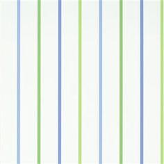 rainbow stripe - denim
