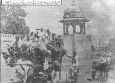 India Pakistan Partition 1947 WORLD'S BIGGEST MIGRATION OF HUMAN BEING ON EARTH