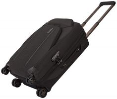 Thule Crossover 2 Carry On Spinner, Thule Crossover 2 is a carry-on suitcase with the dual solid spinner wheels. It is a hot new release cabin luggage with an average customer rating. Cabin Luggage, Carry On Suitcase, Travel Products, Crossover, Wheels, Hot
