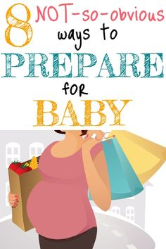 Things to do Before Baby Comes: Not-So-Obvious Ways of Preparing for Baby - Oh Yellow - Pregnant? 8 NOT-so-obvious ways to prepare for baby! Smart things to do before baby comes that you - Pregnancy Goals, Pregnancy Care, Pregnancy Workout, Gentle Parenting, Parenting Tips, Kids Fever, Baby Fever, Pregnant Couple, Pregnant Baby