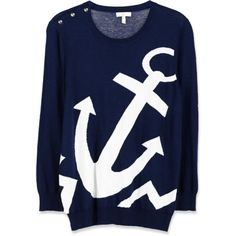 Joie Valera Sweater found on Polyvore