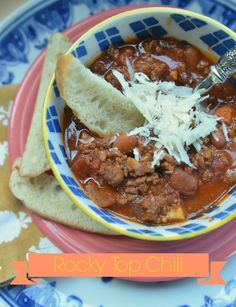 The best chili recipe ever! And as a bonus--a simple and delicious guacamole recipe as well!  Get your weekend started off right:)))