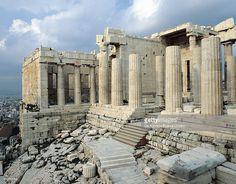 Propylaea, Athens, Greece, 437-432 BC