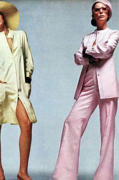Cher by Avedon, Vogue 1972