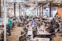 Un tour dentro de las oficinas de los diseñadores de Facebook