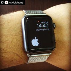 #Repost @utidoiphone   Apple Watch  @utidoiphone #apple #ipad #iphone  #applegeeks #geek #appleforever  #itunes  #ipadair #iphone6s #applewatch #applewatchsport  #ipadmini #applemusic #iphone4 #iphone4s  #iphone5s #ipadpro #avpaulista #macintosh #UtidoIphone #case #iphone6plus #iphone6s #iphoneSE  #iphoneonly #iphone6plus #applewatchband #applesfresh