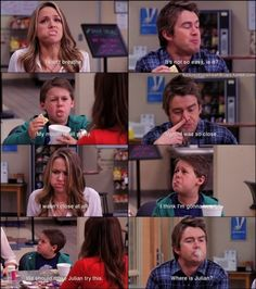 quinn, jamie and clay trying to eat crackers in a minute! This episode is hilarious!