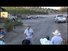 Tablas Creek wine walk Fall 2013