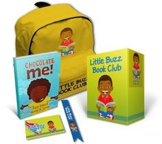 Little Buzz Book Club - Monthly Book Subscription Of Books Featuring Black Characters