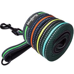 Blueberry Pet Leashes For Dog Stripe Dog Leash with Neoprene Padded Handle, Matching Collar Available Separately -- Check out this great product.