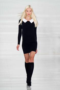 Ralph Lauren at New York Spring 2014
