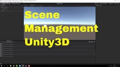 Unity3D - Load Scene and progress bar [ENG]