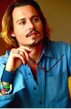 Johnny Depp cumple 50 años: su evolución, en fotos