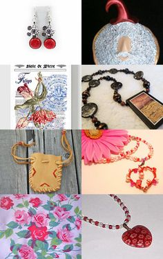 Valentines Day Gift Ideas by Nancy and Bruce on Etsy--Pinned with TreasuryPin.com