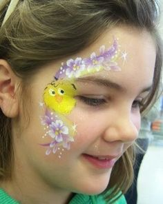 Craftea Easter Facepainting Ideas | Get Crafty
