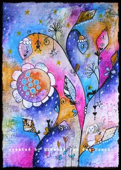 miranda's creations: some artwork