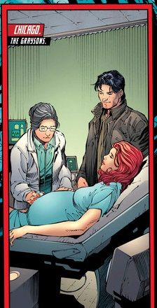 Your source for anything and everything Dick Grayson and Barbara Gordon related! Barbara Gordon, Tim Drake, Nightwing And Batgirl, Batgirl And Robin, Jason Todd, Damian Wayne, Red Hood, Catwoman, Red Robin