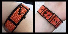Tick Tock bracelet by letax.deviantart.com on @deviantART