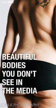 Here are fabulous bodies that you should be seeing in the media but aren't!