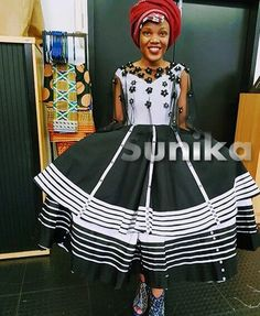 We have the latest modern Xhosa dresses online on Sunika. Discover Top Xhosa dresses designers in South Africa for your next outstanding Xhosa Wedding dress. African Shirts, African Print Dresses, African Fashion Dresses, African Dress, African Clothes, African Wedding Attire, African Attire, African Wear, African Women