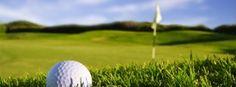 Golf Ball Facebook Cover