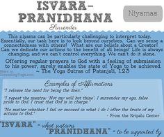 Isvara-pranidhana