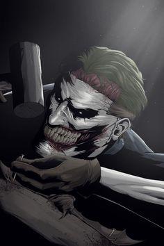 Resultado de imagen para death of the family comic art