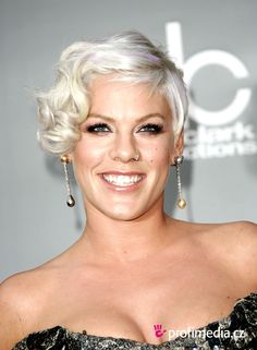 Pink...love her, such a great voice!