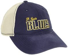 NHL St. Louis Blues Women's Slouch Mesh Snapback Adjustable Hat, One Size adidas. $11.50. Save 39%!