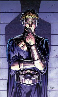 Jim Lee Watchmen Marvel Comics - Geek World Marvel Comics, Hq Marvel, Arte Dc Comics, Comic Book Characters, Comic Character, Comic Books Art, Comic Art, Book Art, Cosplay Games