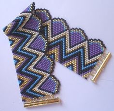 Free Peyote Stitch Patterns by Topic