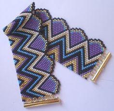Free Peyote Stitch Patterns by Topic