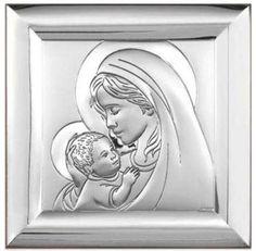 Matka Boska z dzieciatkiem -(BC#6382)