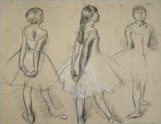 Degas... talent