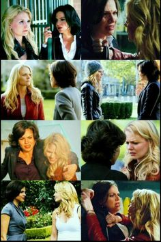 Awesome Regina and Emma (Lana and Jen) Regina E Emma, Once Up A Time, Abc Tv Shows, Big And Rich, Xena Warrior Princess, Swan Queen, Regina Mills, Jennifer Morrison, Captain Swan