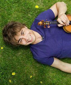 Violinist boy
