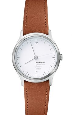 Model number MH1.L1110.LG   Function Time   Movement (manufacture. Ref.) RONDA 1063   Movement (type) Quartz   Case size/diameter (mm) 26.00   Case material Stainless Steel brushed   Case back Pressed Caseback   Crown Regular Gasket   Crystal/Glass material Sapphire   Water resistance (m/ft/atm) 30 / 100 / 3   Strap/Bracelet material Genuine Leather   Strap width at lug (mm) 14.00   Origin Swiss Made
