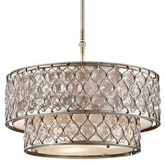 Lucia Chandelier by Murray Feiss