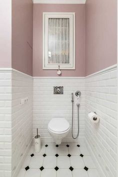 Beautiful bathroom ideas that are decor. Modern Farmhouse, Rustic Modern, Classic, light and airy bathroom design ideas. Bathroom makeover ideas and bathroom ideas that are remodel. Lavabo Vintage, Wc Decoration, Small Toilet Room, Downstairs Toilet, Shower Remodel, Remodel Bathroom, Tub Remodel, Restroom Remodel, Bathroom Inspiration