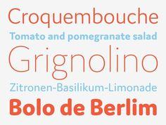 #typo  JAF Domus von Shoko Mugikura & Tim Ahrens #typography #typografie #schriften #typedesign