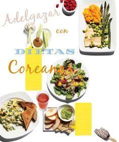dietas para adelgazar coreanas
