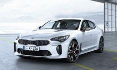 Фастбэк Kia Stinger доберется до «старосветских» дилеров уже в этом году. Как и предполагалось, в Европе новинка Киа будет доступна с турбированным дизельным мотором объемом 2,2 литра, отдача которого составит 200 л.с. С таким движком Stinger наберет первую «сотню» за 8,5 секунды, а максимальная скорость автомобиля составит 225 км/ч. Рекомендуем к прочтению: Тюнинг Киа Спектра– …