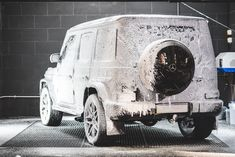 In house Detailing, Car wash and Paint protection services at Crossley & Webb Cape Town operated by our trusted experts Distinct Detail Mercedes G63, G63 Amg, Collector Cars, Car Wash, Cape Town, Monster Trucks, Painting, Painting Art, Paintings