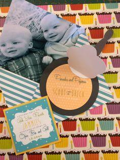 Pancakes & Pajamas Themed Birthday Invitation Suite